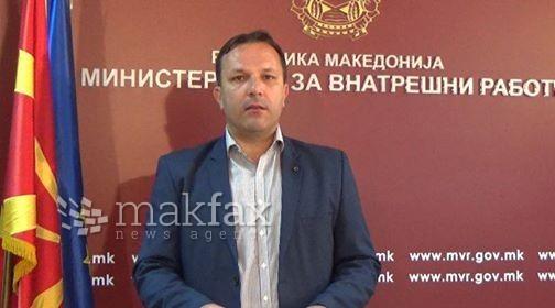 (Видео) МВР ќе казнува и за активности на интернет за спречување на правото на глас