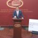 Димитров: Со четири амандмани ќе менува Уставот, се уште не се напишани, ниту преговарани