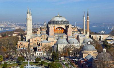 Аја Софија, Истанбул