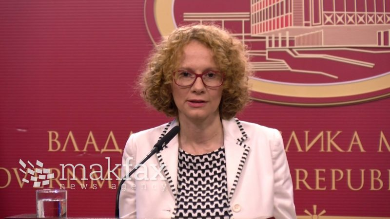 (Видео) Шекеринска: Македонија со оваа одлука станува фактор на стабилност во регионот