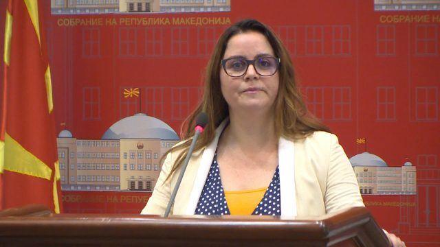 Исклучената од ВМРО-ДПМНЕ, Исмајлоска-Старова: Не се каам што гласав за уставни измени