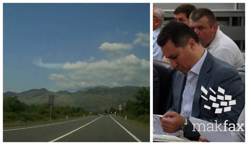 Албанската полиција потврди дека Груевски поминал низ Албанија при бегството во Будимпешта
