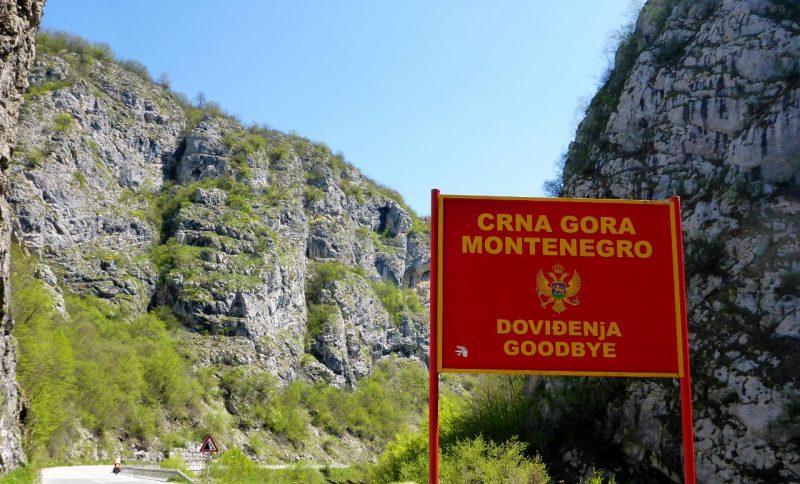 Црногорската полиција: Груевски влезе во Црна Гора и ја напушти истиот ден