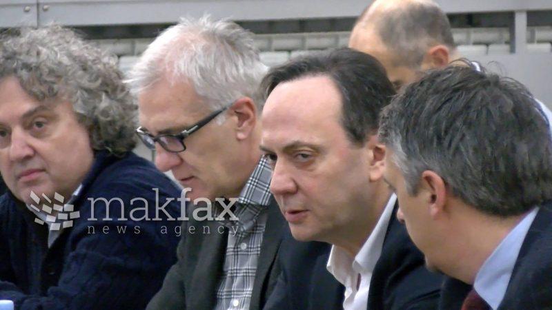 """,,Сведочите на рекла-кажала"""", Мијалков се обиде да го дискредитира Звонко Костовски"""