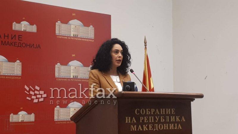 (Видео) Лашкоска: СДСМ нема намера да донесе квалитетен закон за спречување корупција