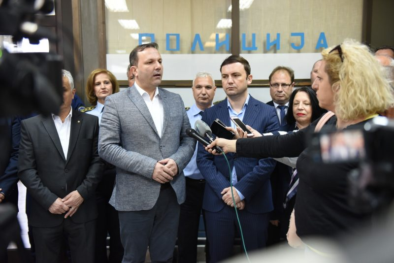 (Видео) За Спасовски писмото на ИВЗ е уцена, Османи повикува на дијалог