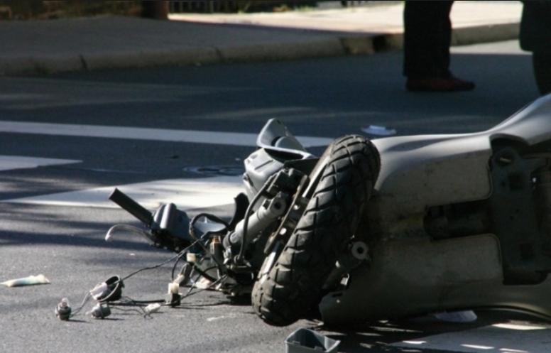"""Сообраќајка на улицата """"Гоце Делчев"""" во Охрид, повредени две лица"""