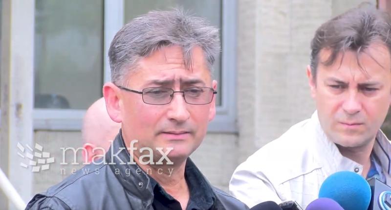 (Видео) Таткото на Саздовски: Родителите да кажат каде е третиот осомничен, кој е во бегство