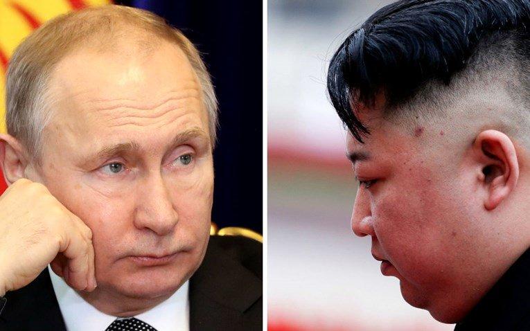 В четврток прва средба меѓу Путин и Ким на рускиот Далечен Исток