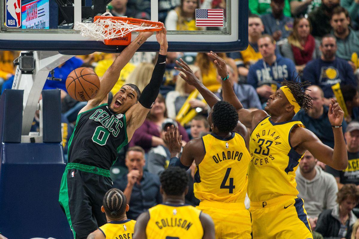 """НБА: """"Метла"""" за Индијана, Вориорс, Блејзерс и Репторс на победа од следната рунда (Видео)"""
