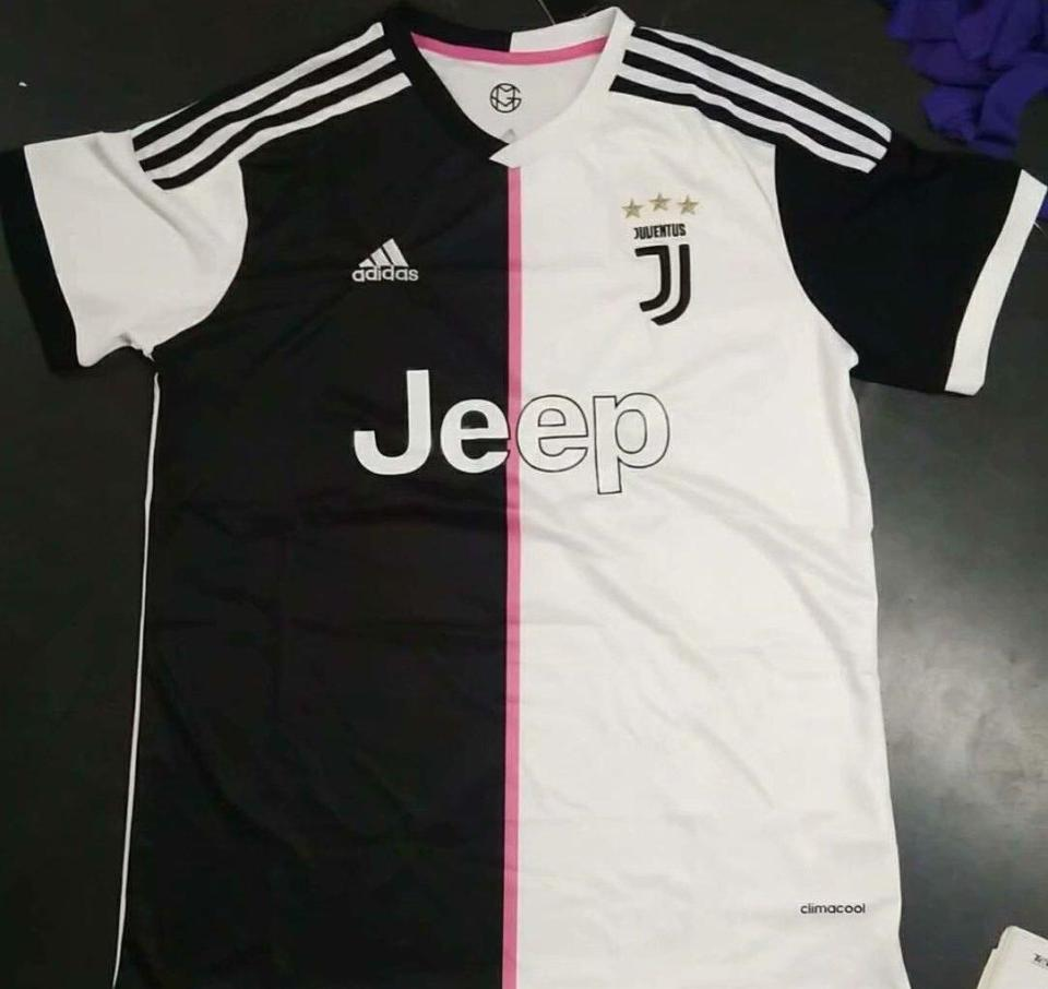 d0b806b9 Plenty of fans are DISTRAUGHT after Juventus' leaked 2019-20 kit emerges on  social media