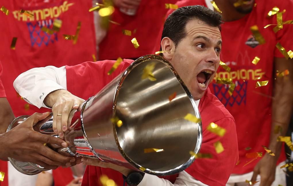 Итудис – тренер на сезоната во Евролигата