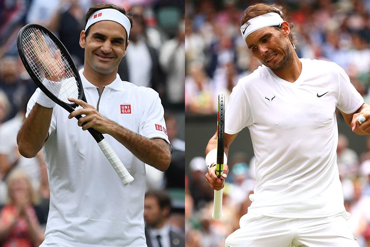 Како во 2007! Федерер, Надал и Ѓоковиќ во полуфинале на Вимблдон