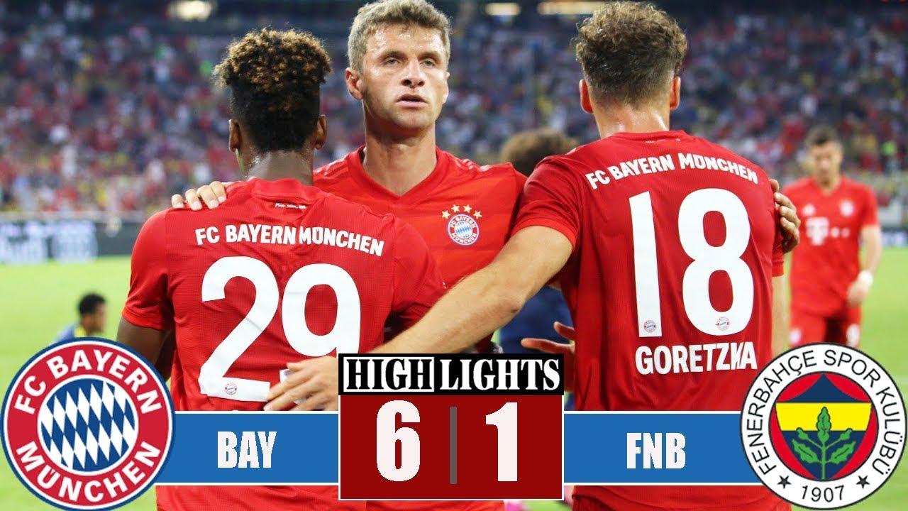 Баерн го прегази Фенербахче во Минхен со 6-1,Тотенхем подобар од Реал (видео)