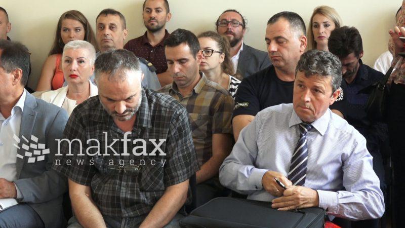 Одложено судењето за автобуската несреќа кај Ласкарци
