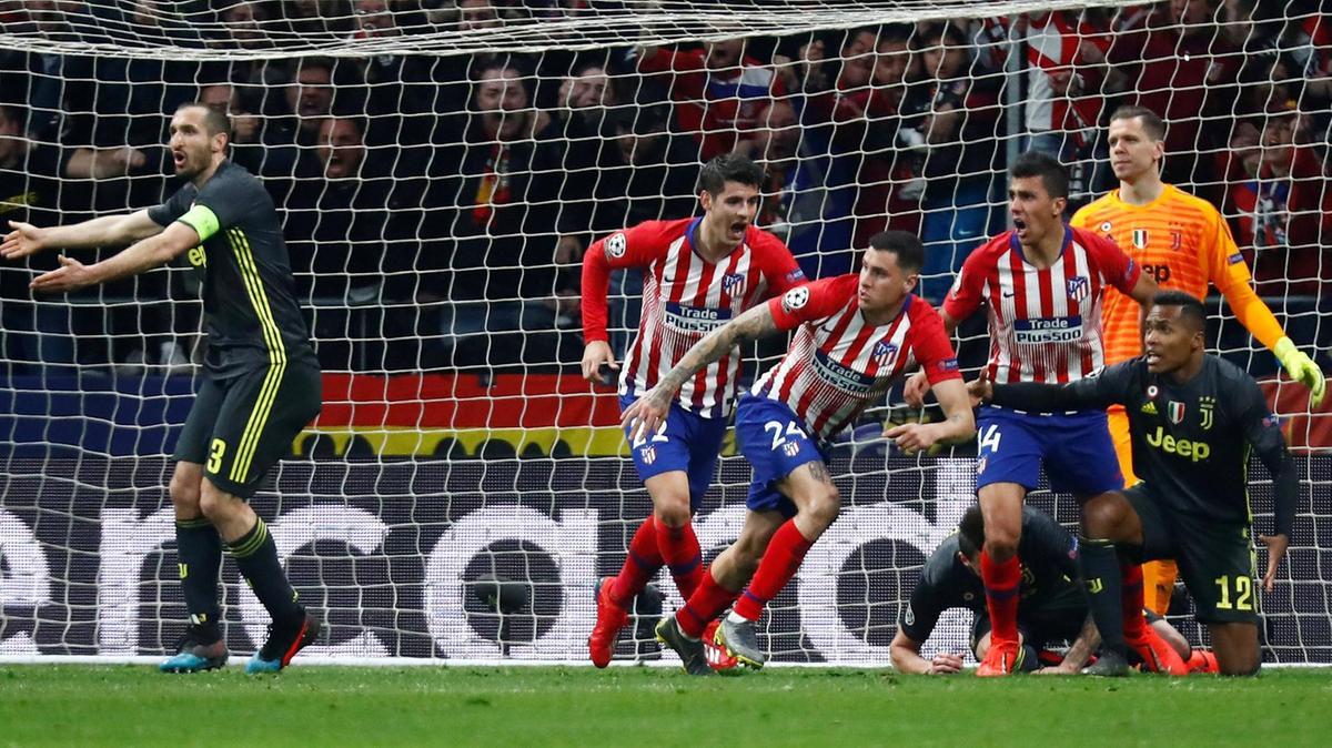 """Атлетико ја чека """"старата дама"""", ПСЖ без Мбапе против """"кралскиот клуб"""""""