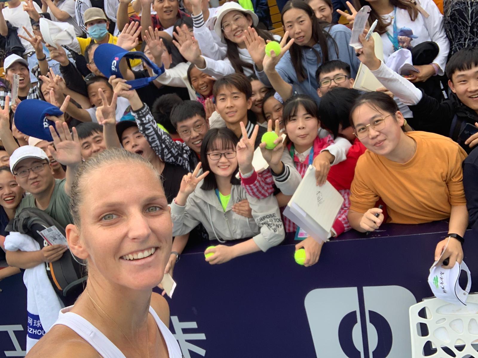 Плишкова со четврта титула во 2019 во Женгжу