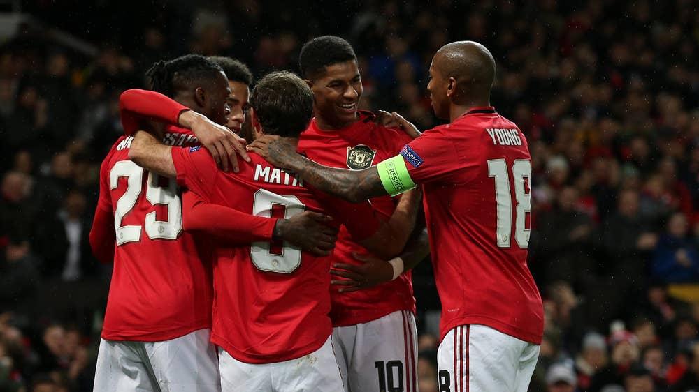 ЛЕ: Јунајтед лесно со Партизан, Еспањол го наполни Лудогорец, Ренџерс го среди Порто