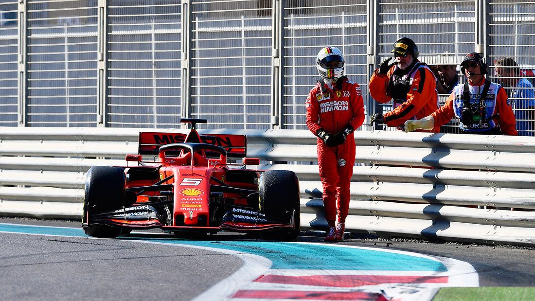 Наредната сезона ќе биде последна за Фетел во Ферари