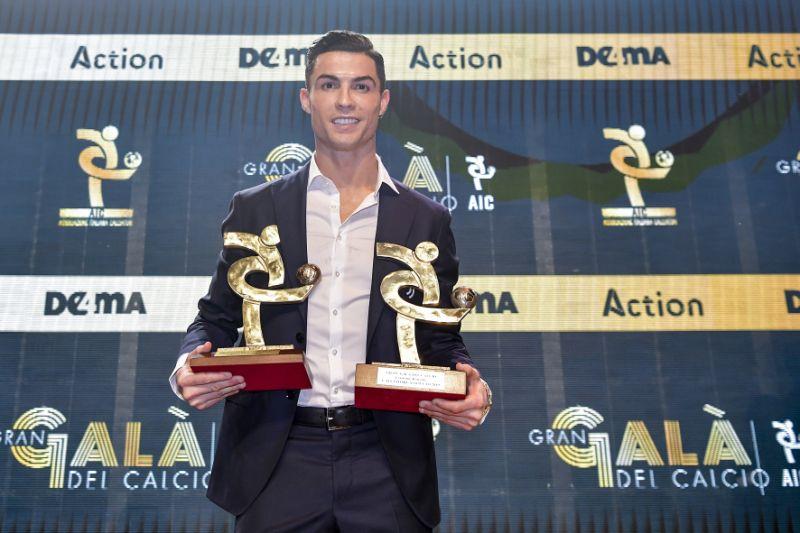 Роналдо најдобар во Серија А