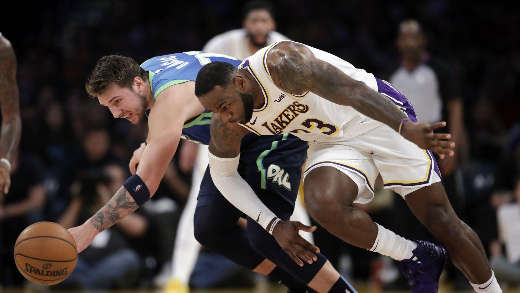 """НБА: Дончиќ ги сопре """"жешките"""" Лејкерси! (видео)"""
