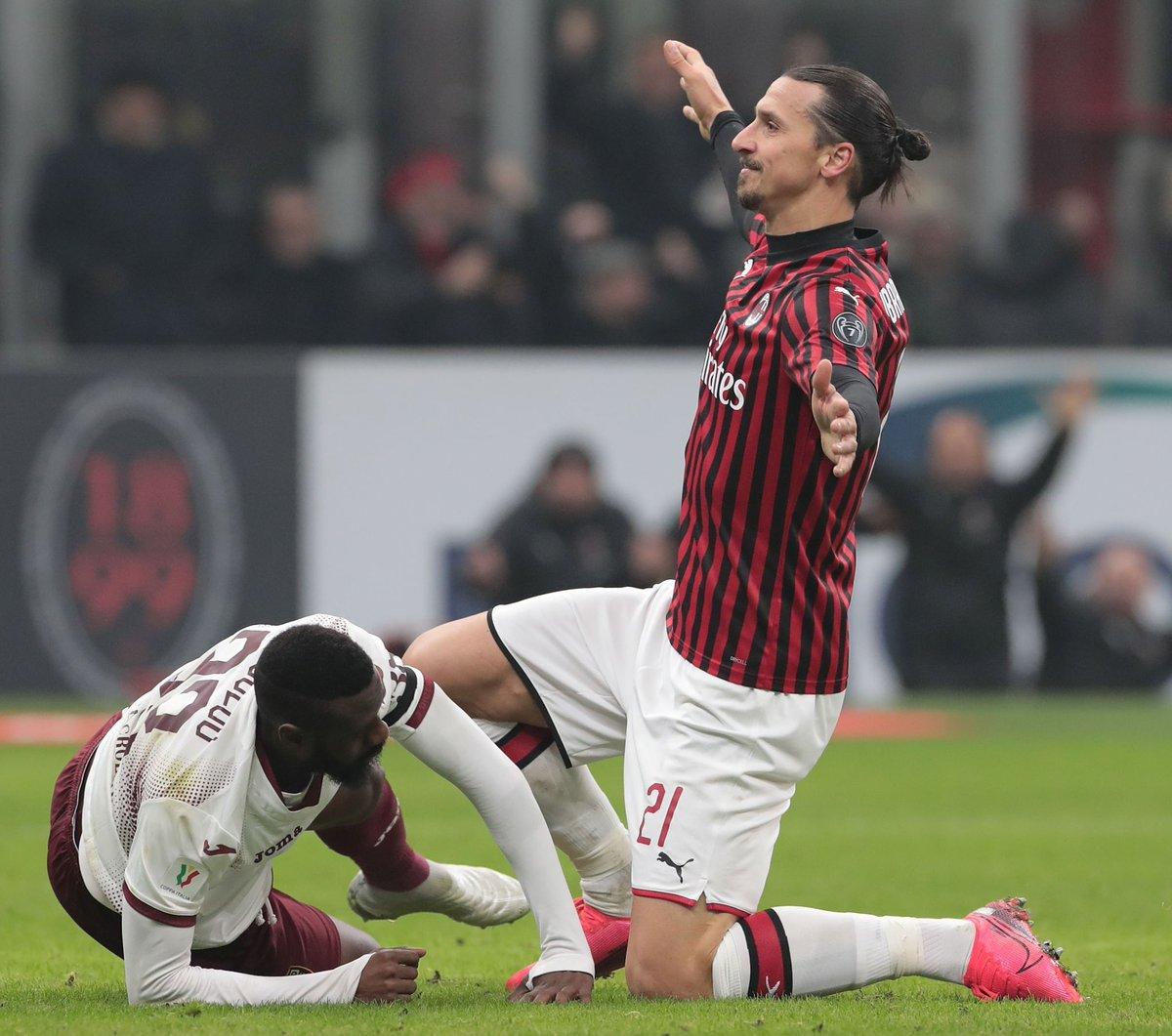 Чалханоглу и Ибра во драматични продолженија ги однесоа Милан во полуфиналето на Копа Италија (видео)