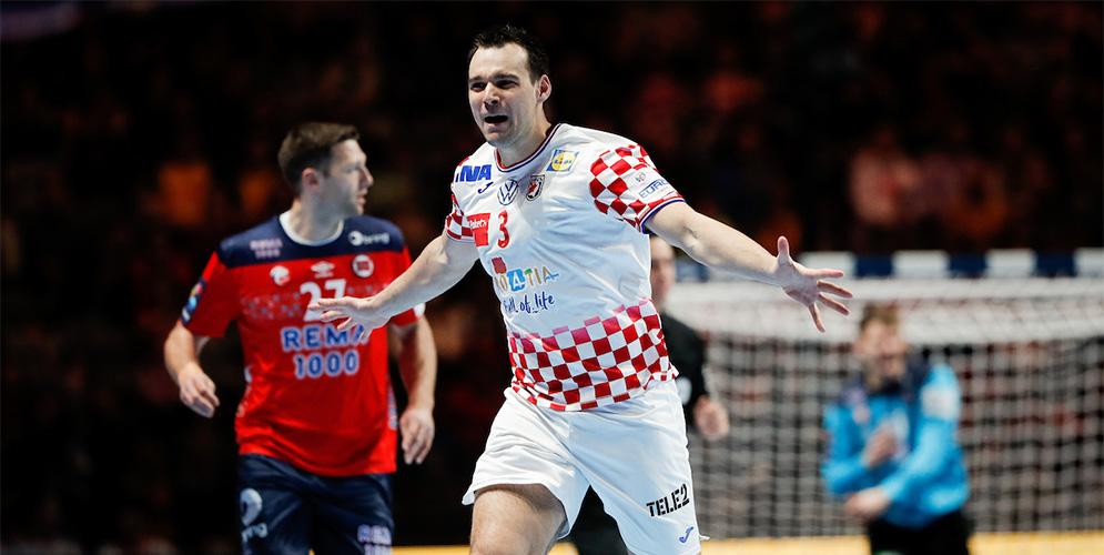Хрватска по невидена драма преку Норвежаните во финале против Шпанија по 80 минути ракомет! (видео)