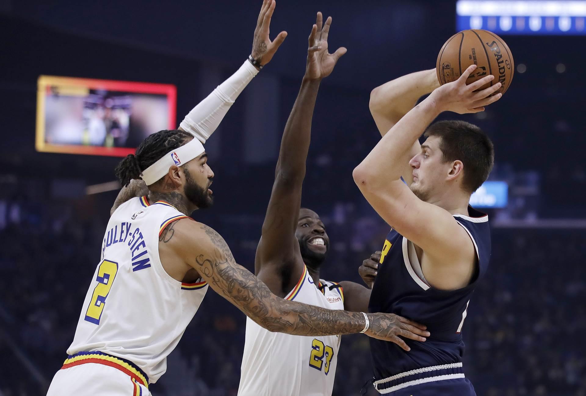 НБА: Јокиќ е јунакот против Вориорси, Јанис со Милвоки го доби дербито на Истокот (видео)
