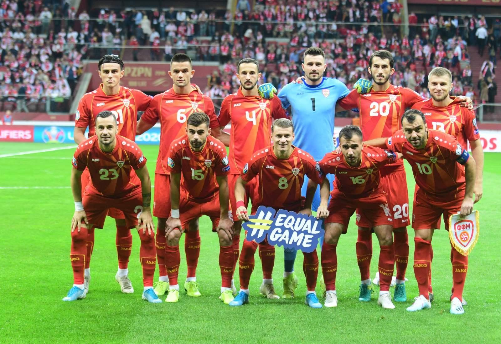 Познати се можните противници на Македонија во новото издание на Лигата на нации