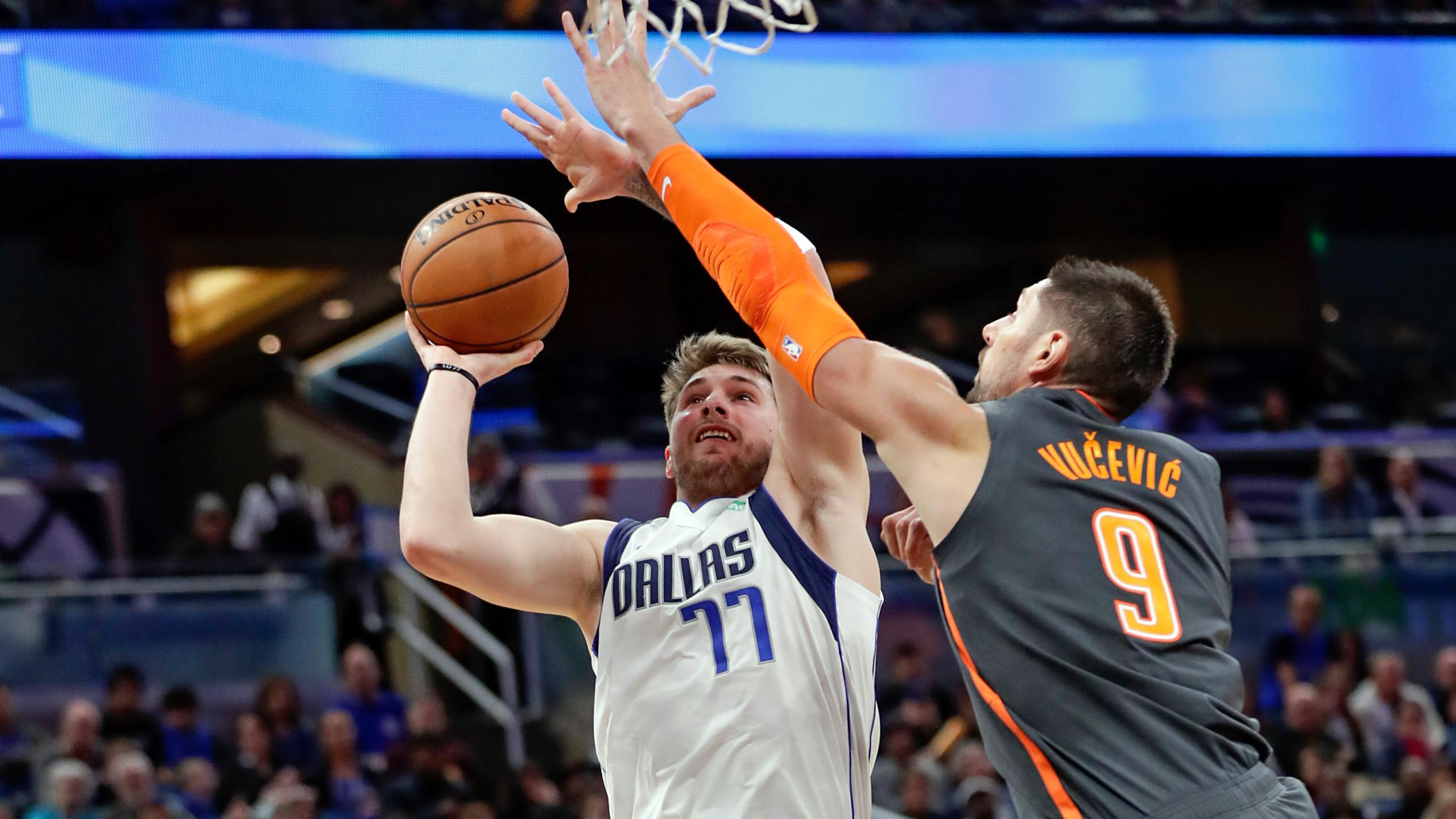 НБА: Дончиќ магичен против Орландо Меџик (Видео)