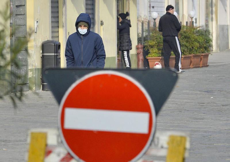 Бројот на починати од коронавирус во Италија се зголеми на седум лица