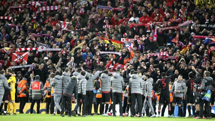 Ливерпул одби, Атлетико им ги врати парите на навивачите
