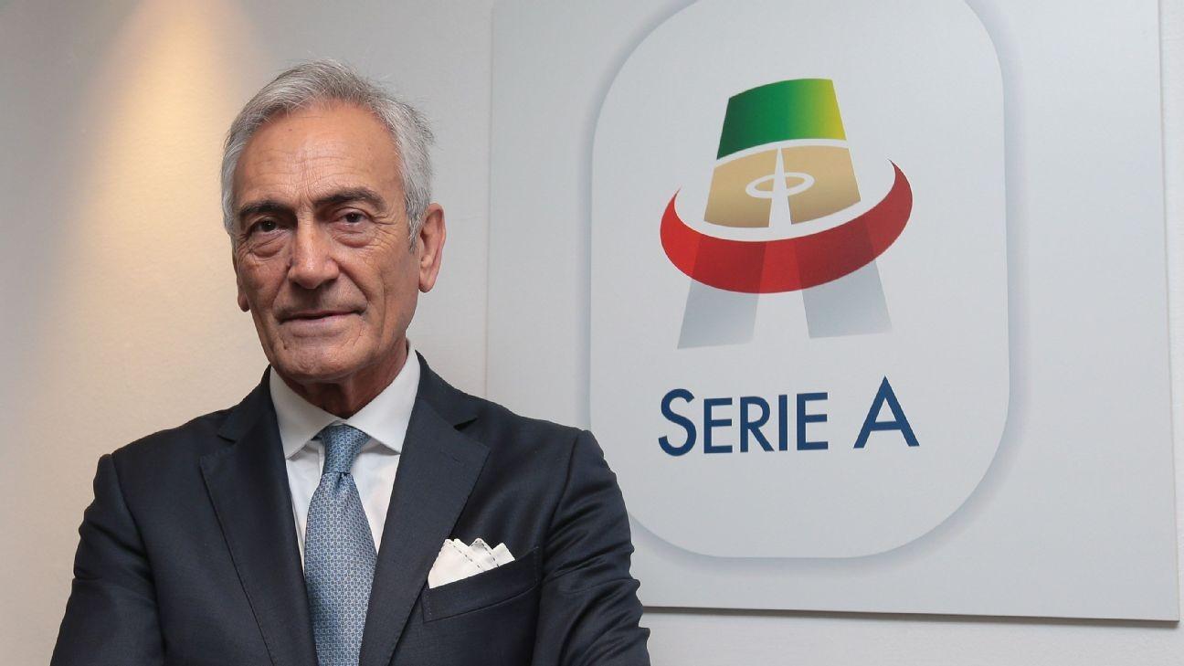 Фудбалската сезона во Италија ќе трае до октомври?