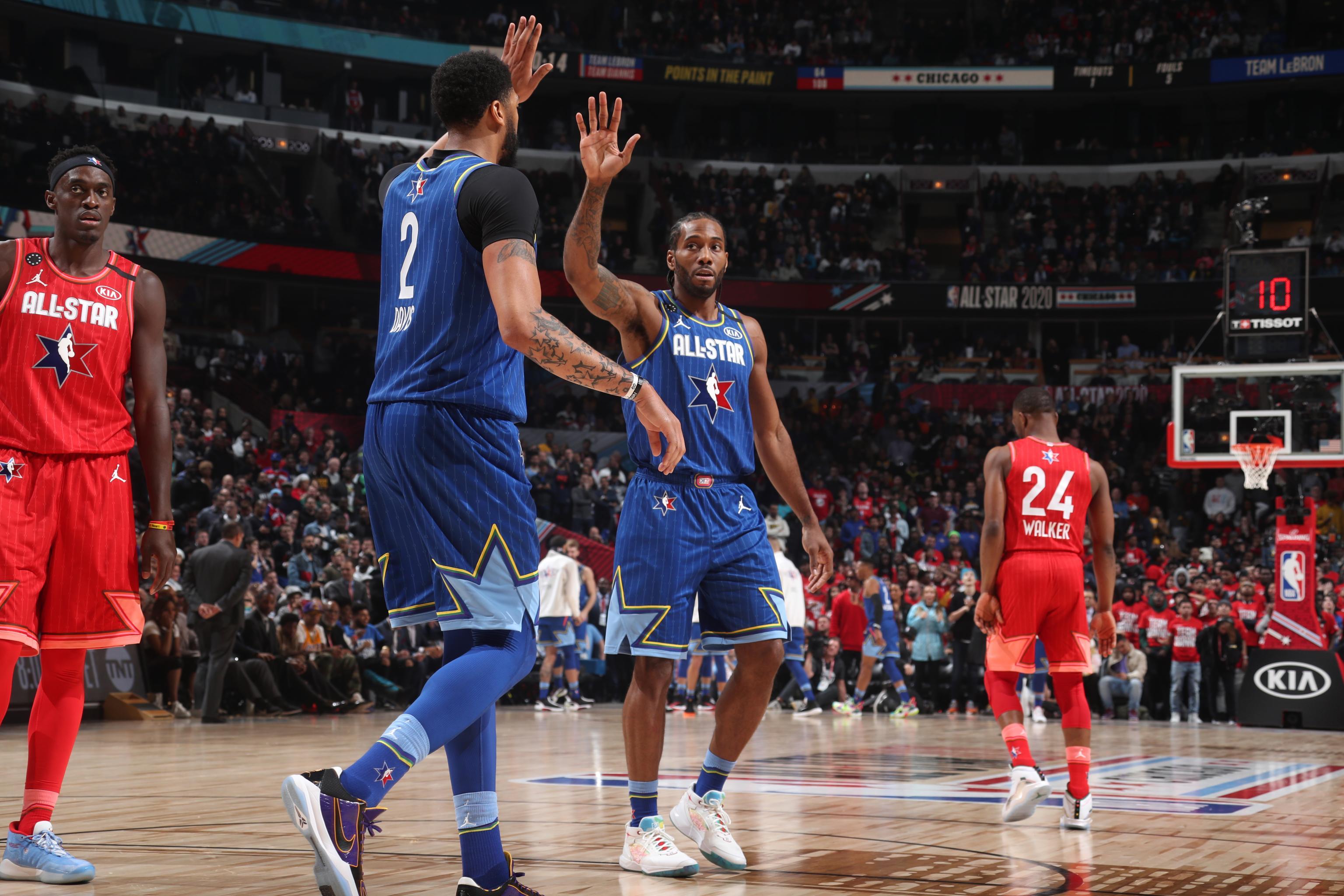 НБА ќе стави крај на сезоната?