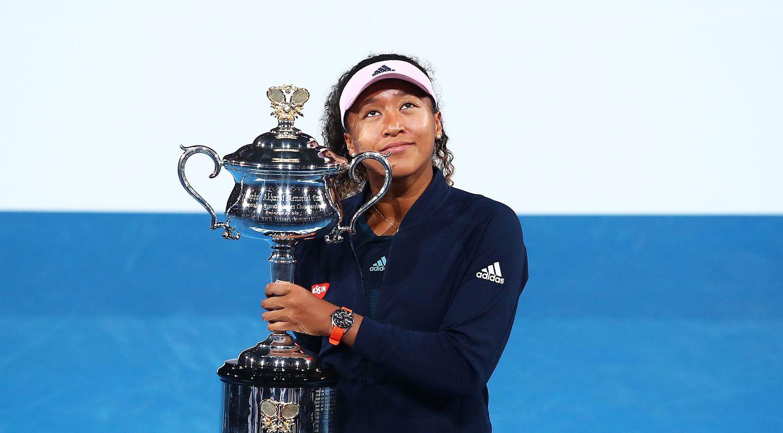 Наоми Осака е најдоброплатената спортистка на светот