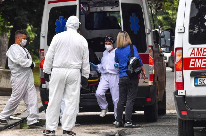 1.288 новозаразени од Ковид-19, починаа 39 лица