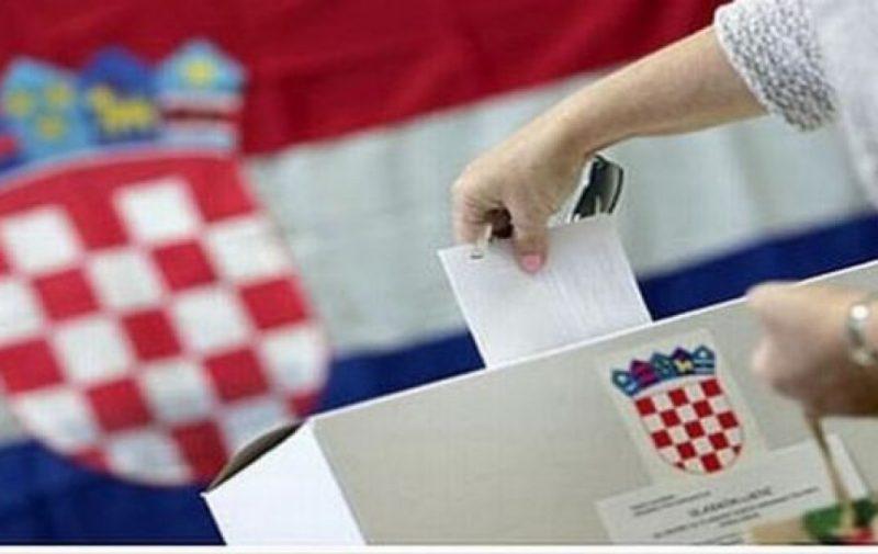 На изборите во Хрватска гласале 107.000 гласачи помалку од 2016 година